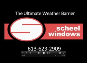 Scheel Windows TV ad