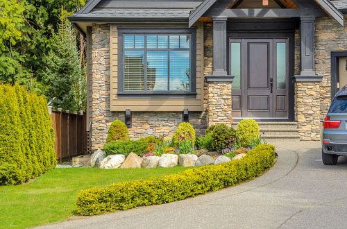 Dramatically Improve Curb Appeal