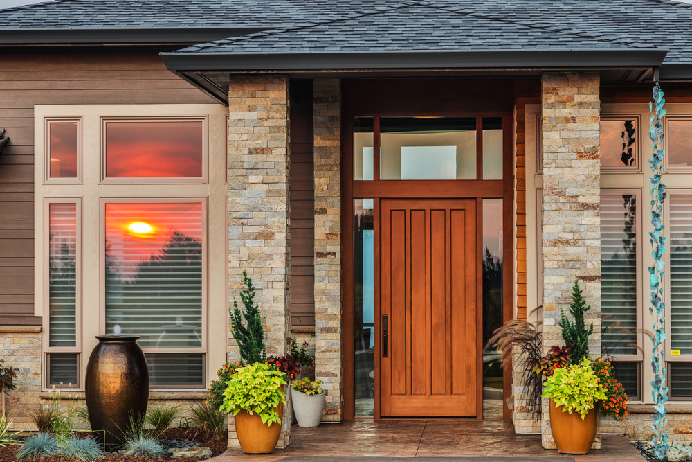 The top entry door trends of 2016 scheel window door for New exterior door