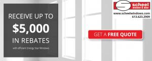 $5000 rebate offer on windows
